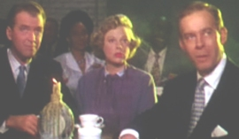 With June Allyson in The Glenn Miller Story
